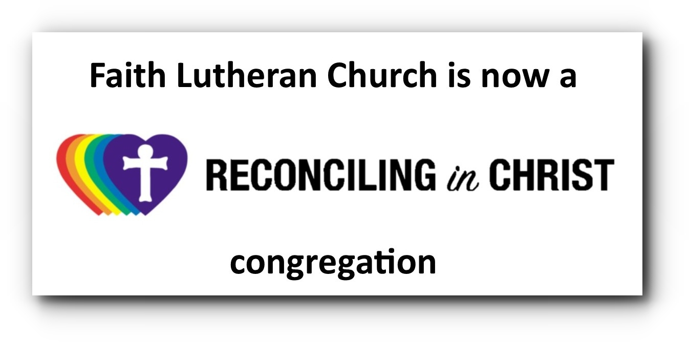 Reconciling in Christ